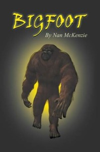 Big foot book cover