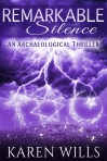Remarkable Silence novel cover