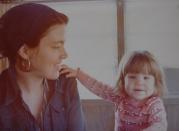 Ann and Ginnie 1974