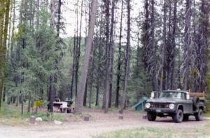 greenhorns campsite