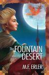 fountain and desert